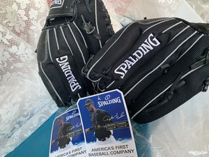 Baseball/ softball gloves for Sale in Queens, NY