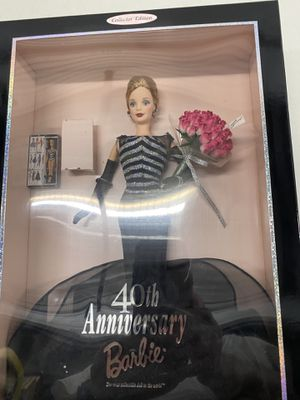 Barbie 40th anniversary unopened box for Sale in Los Angeles, CA