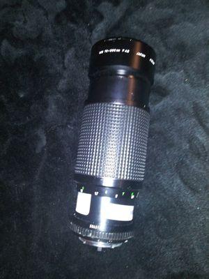MINOLTA Lens for Sale in Chicago, IL