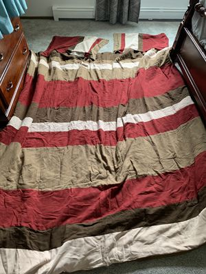 Queen Comforter Set for Sale in Anchorage, AK