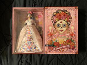 2020 Barbie Dia De Los Muertos Day of the Dead DOTD 2 Pink Doll NEW for Sale in El Monte, CA