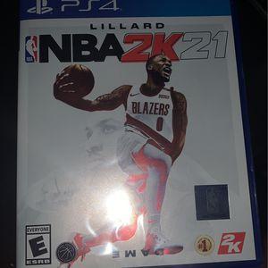 NBA 2k21 for Sale in Weston, FL