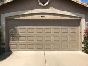 16x7 Garage Door Installed!! for Sale in Chandler, AZ