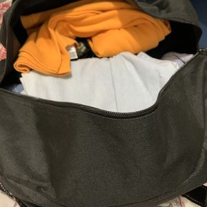 Duffle Bag Filled With Medium Clothes $20 for Sale in Tampa, FL