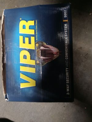 Viper two way security system for Sale in Pineville, LA