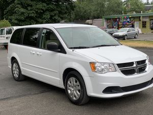 2016 dodge caravan se. low miles. for Sale in Federal Way, WA