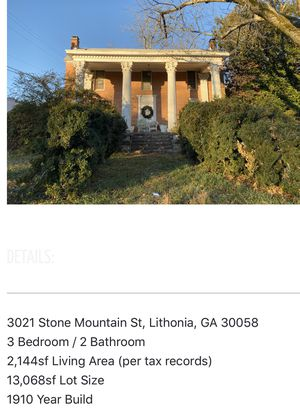 🏡💰☎️🔥 for Sale in Lithonia, GA