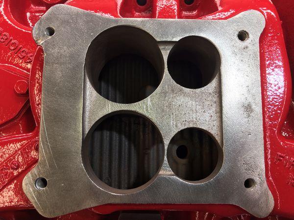 IH International Harvester P/N 4510118C PORT MATCHED Intake for 345 392 V8