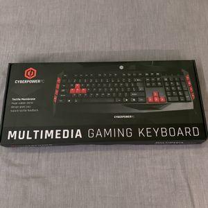 Gaming Keyboard (Membrane) for Sale in Diamond Bar, CA