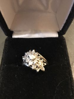 Diamond Ring .75-1.00 Approx TCW for Sale in Franklin,  TN