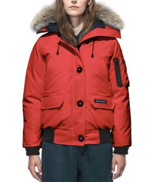 Women's Red Canada goose for Sale in The Bronx, NY