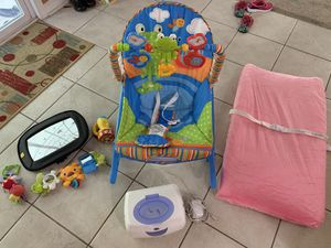 Fisher price toddler rocket chair for Sale in North Charleston, SC