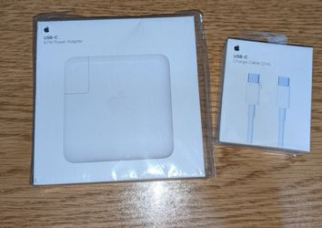 Apple 87W USB C Charger And Cable for Sale in San Francisco,  CA