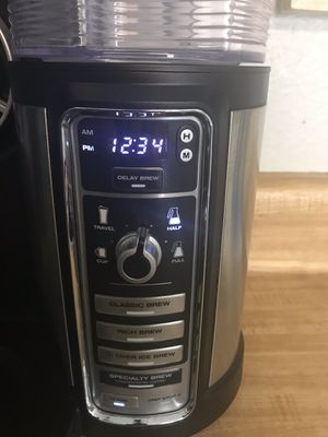 Ninja Coffee Maker for Sale in San Antonio, TX