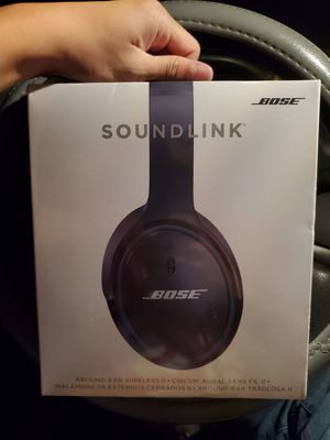 Bose Soundlink for Sale in Alexandria, VA