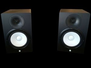 Yamaha HS8 Studio monitor pair for Sale in Chicago, IL