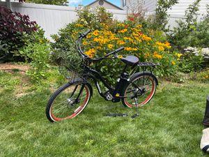 Mailbu Beach Cruiser - X-Treme E-Bike for Sale in Edmonds, WA