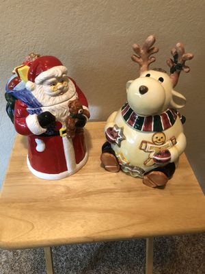 Holiday Cookie Jars for Sale in Mount Vernon, WA
