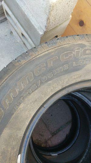 Trailer tires 215/85/16 for Sale in Garden Grove, CA