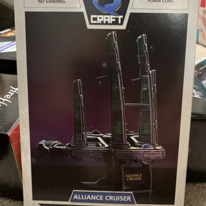 Q Craft Alliance Cruiser And Serenity From Firefly for Sale in Oviedo, FL
