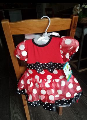 Minnie mouse costume dress for Sale in Portland, OR