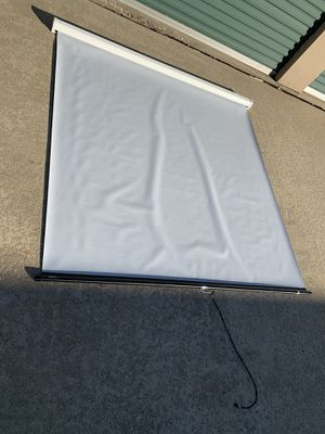 Screen wall projector manual (Draper brand) for Sale in Lewisville, TX
