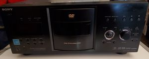 Sony disc explorer 400 - dvd and cd player for Sale in Bloomington, CA