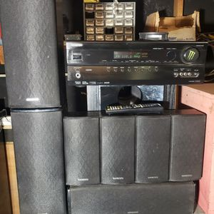 Onkyo 7.1 Surround system for Sale in Carterville, IL