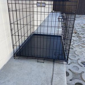 Large Dog Crate for Sale in Newport Beach, CA