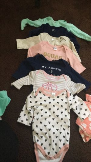 Baby clothes 6-9 months for Sale in Inkster, MI