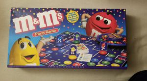 M&M Party Board Game 100% Complete, Fun action game for Sale in Federal Way, WA