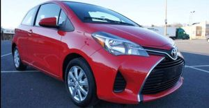 2016 Toyota Yaris in excellent condition for Sale in Los Angeles, CA