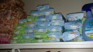 pampers 72 wipes for Sale in Terrell, TX
