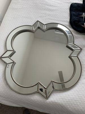 Beautiful decorative wall mirror like new for Sale in Newport Beach, CA