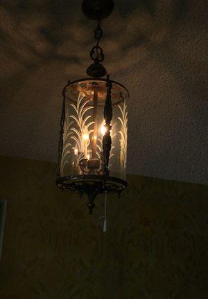 Pendant Light Fixture for Sale in Turlock, CA