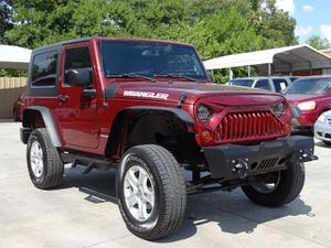 2010 Jeep Wrangler for Sale in San Antonio, TX
