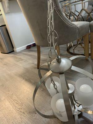 Light chandelier for Sale in Whittier, CA