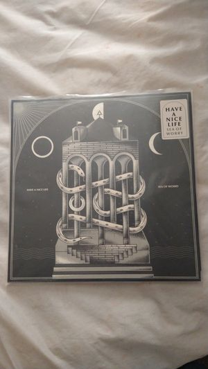 Have A Nice Life NEW RECORD 2019 Gothic Rock Colored Vinyl for Sale in Cape Coral, FL