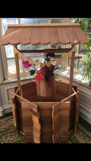 Specially made wishing well for Sale in Hammonton, NJ