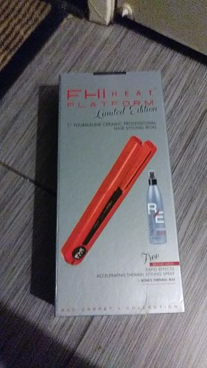 FHI Hair Straightener Limited Edition Never Used for Sale in San Diego, CA