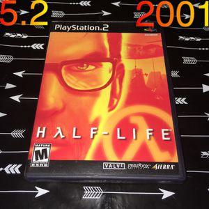PS2 Half Life scifi Alien shooter game for Sale in Phoenix, AZ