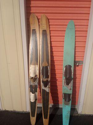 Vintage Water Skis for Sale in Colorado Springs, CO
