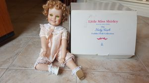 SHIRLEY TEMPLE DOLL for Sale in Escondido, CA