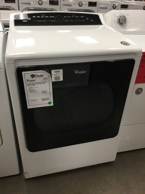 New Whirlpool Cabrio XL Capacity Dryer🤯 for Sale in Gilbert, AZ
