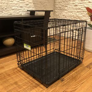 """24"""" Folding Double Door Crate Dog for Sale in Des Plaines, IL"""