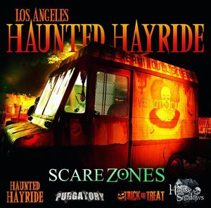 Haunted Hayride 2 VIP Tickets for Sale in Diamond Bar, CA