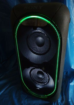 Sony High Power Bluetooth Wireless Speaker & Sub woofer. Extra Bass. Great for Party for Sale in Richardson, TX