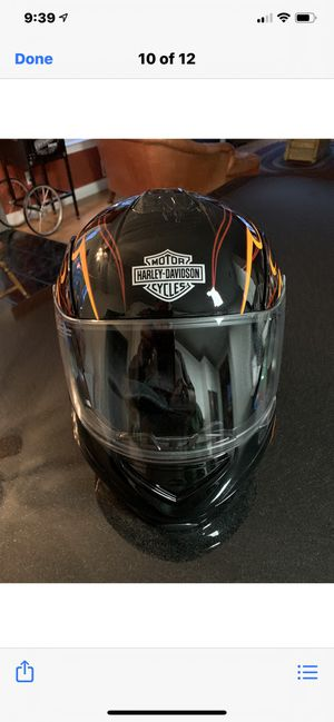 Harley Davison motorcycle helmet for Sale in Jackson Township, NJ