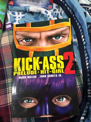 Kick-ass 2 prelude: hit girl brand new for Sale in Lakeview, CA