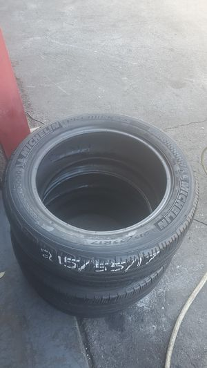 Used tires 215/55/17 for Sale in Las Vegas, NV
